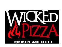Wicked Pizza Logo